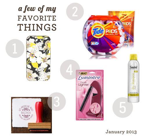 Favorite Things 1.13